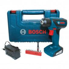 Furadeira Parafusadeira a Bateria 12V Bivolt - GSR 1000 SMART - Bosch