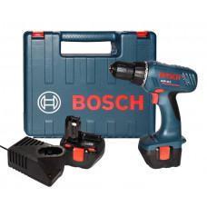 Furadeira Parafusadeira a Bateria 12V - GSR 12-2 - Bosch