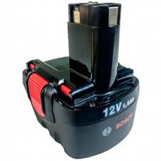 Bateria Para Parafusadeira 12v 1,5ah Bosch