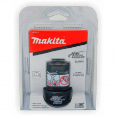 Bateria de íon de lítio 12V 1,3Ah Bl1014 Makita.