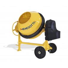 Betoneira Prime 400L – 2CV c/ motor - Menegotti
