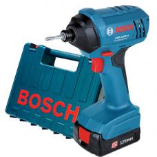 """Chave de Impacto 1/4"""" a Bateria 12V - GDR 1200-LI - Bosch"""