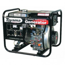 Gerador de Energia a Diesel 3,8 KVA - TOYAMA - TD4000CX