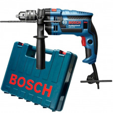 """Furadeira de Impacto 1/2"""" de 700W - GSB 16 RE-110v - Bosch"""