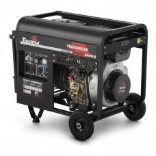 Gerador de Energia a Diesel - TOYAMA - TDG8000CXE